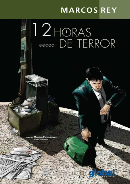 12 horas de terror - Marcos Rey