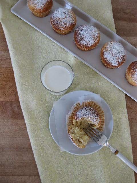 Bananenmuffins,  Rezept auf dem Südtiroler Food- und Lifestyleblog kebo homing