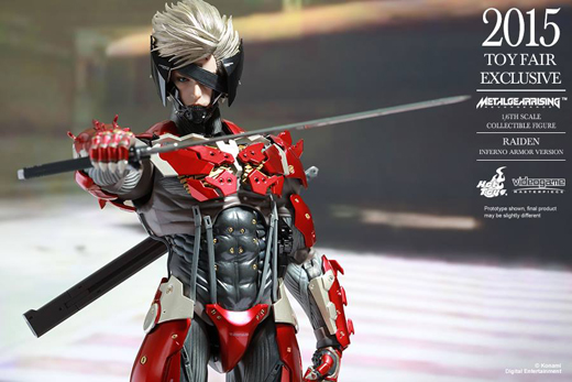 Raiden (Inferno Armor Version)