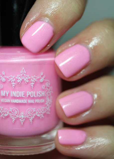 My Indie Polish Be A Flamingo Nail Polish