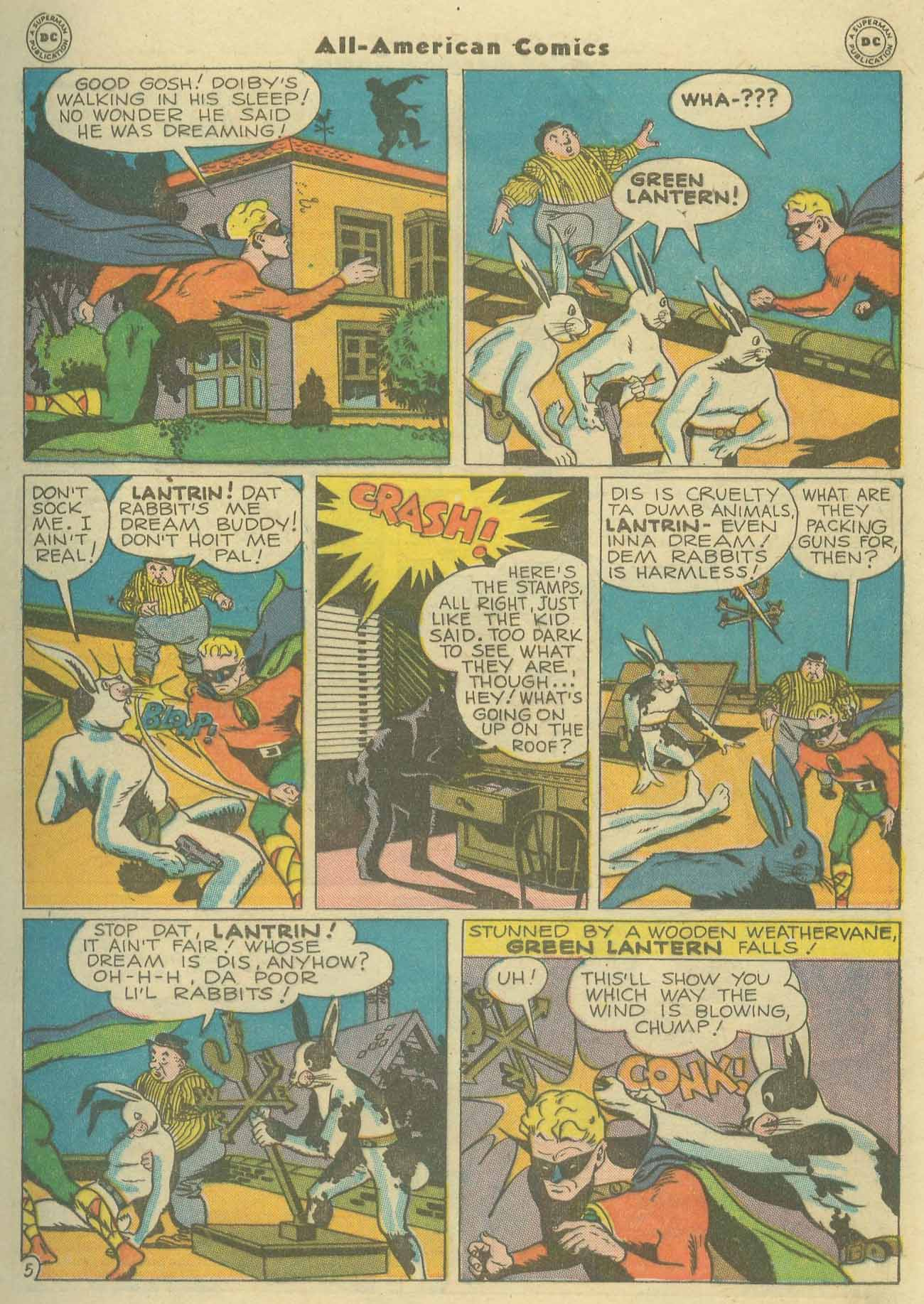 Read online All-American Comics (1939) comic -  Issue #80 - 7