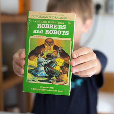 Robbers & Robots