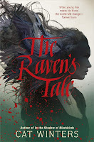The Raven's Tale by Cat Winters book cover and review