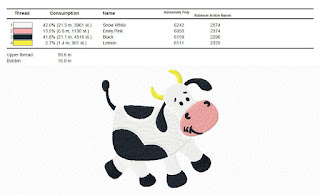 http://www.embroiderydesignsfreedownload.com/2017/11/cute-cow-with-white-spots-and-black-free-machine.html