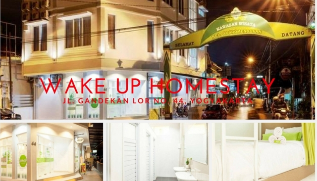 Wake Up Homestay