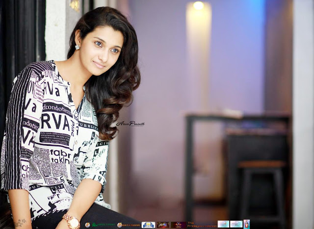 Actress Priya Bhavani Shankar Latest Photoshoot 2017