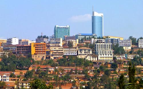 Centro de Kigali – Ruanda