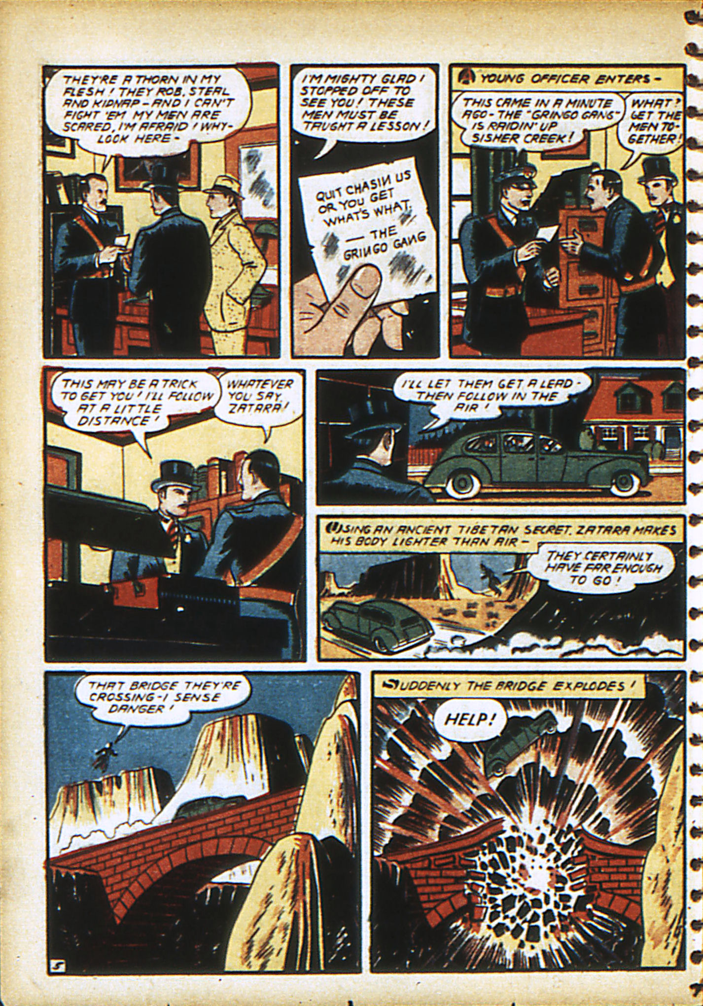 Read online Action Comics (1938) comic -  Issue #28 - 61