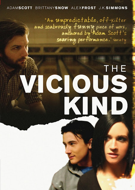 The Vicious Kind, Poster, Directed by leo toland krieger, adam scott, brittany snow, alex frost