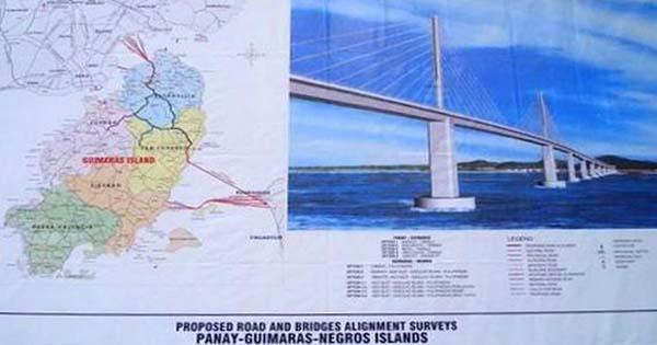Iloilo Guimaras Negros Bridge