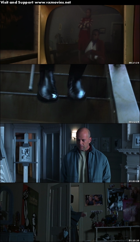 Unbreakable 2000 Dual Audio Hindi 720p BluRay