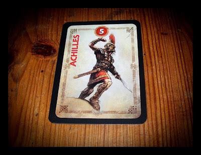 Iliad (Илиада) настольная игра