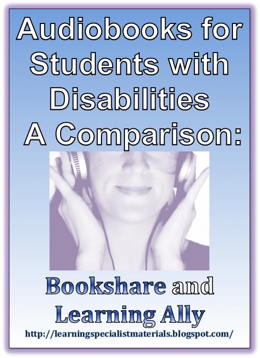 Bookshare vs. Learning Ally