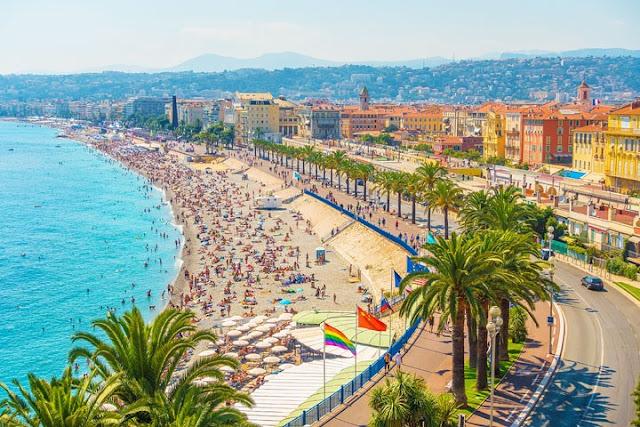 Aluguel de carro em Nice