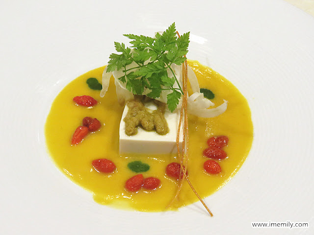 Vegetarian Fine Dining @ Samplings On The Fourteenth