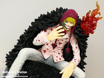 Review de Figuarts ZERO Corazón de One Piece - Tamashii Nations