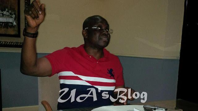PDP crisis: Adeyeye attacks Fayose, says he's working for APC