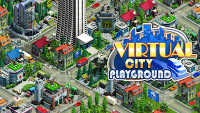 Download Game Android Gratis Virtual City Playground apk + obb