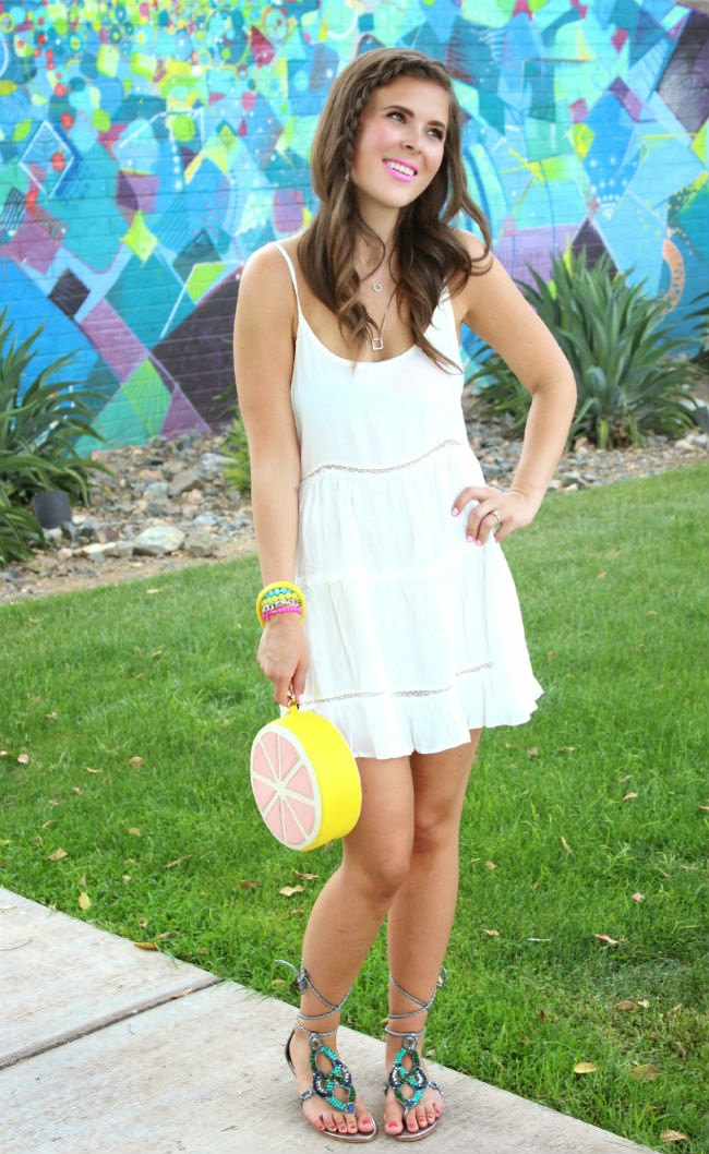 lulu*s white hot summer: part I