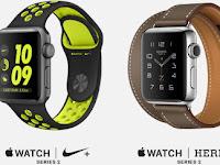 Fitur-fitur Terbaru Apple Watch Series 2