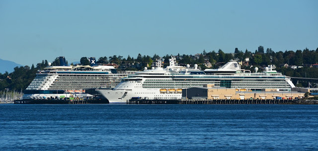 Seattle Waterfront cruises