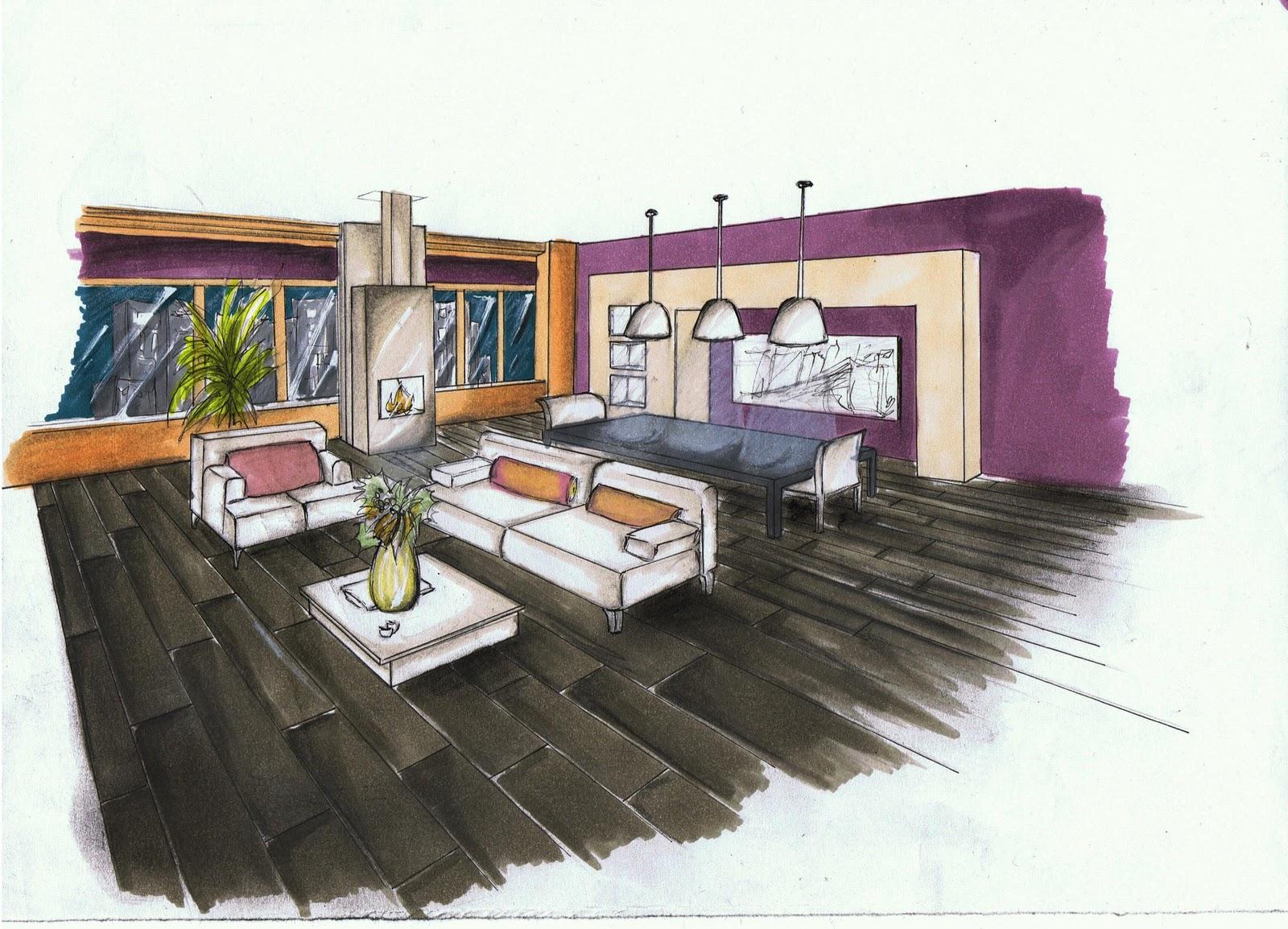 l 39 home blog 1 pi ce 3 ambiances devoir lignes et. Black Bedroom Furniture Sets. Home Design Ideas