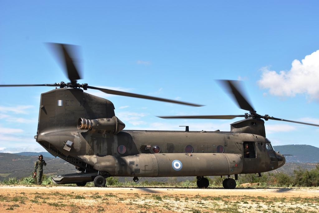 Επιχειρησιακή Εκπαίδευση 71 Αερομεταφερόμενης Ταξιαρχίας