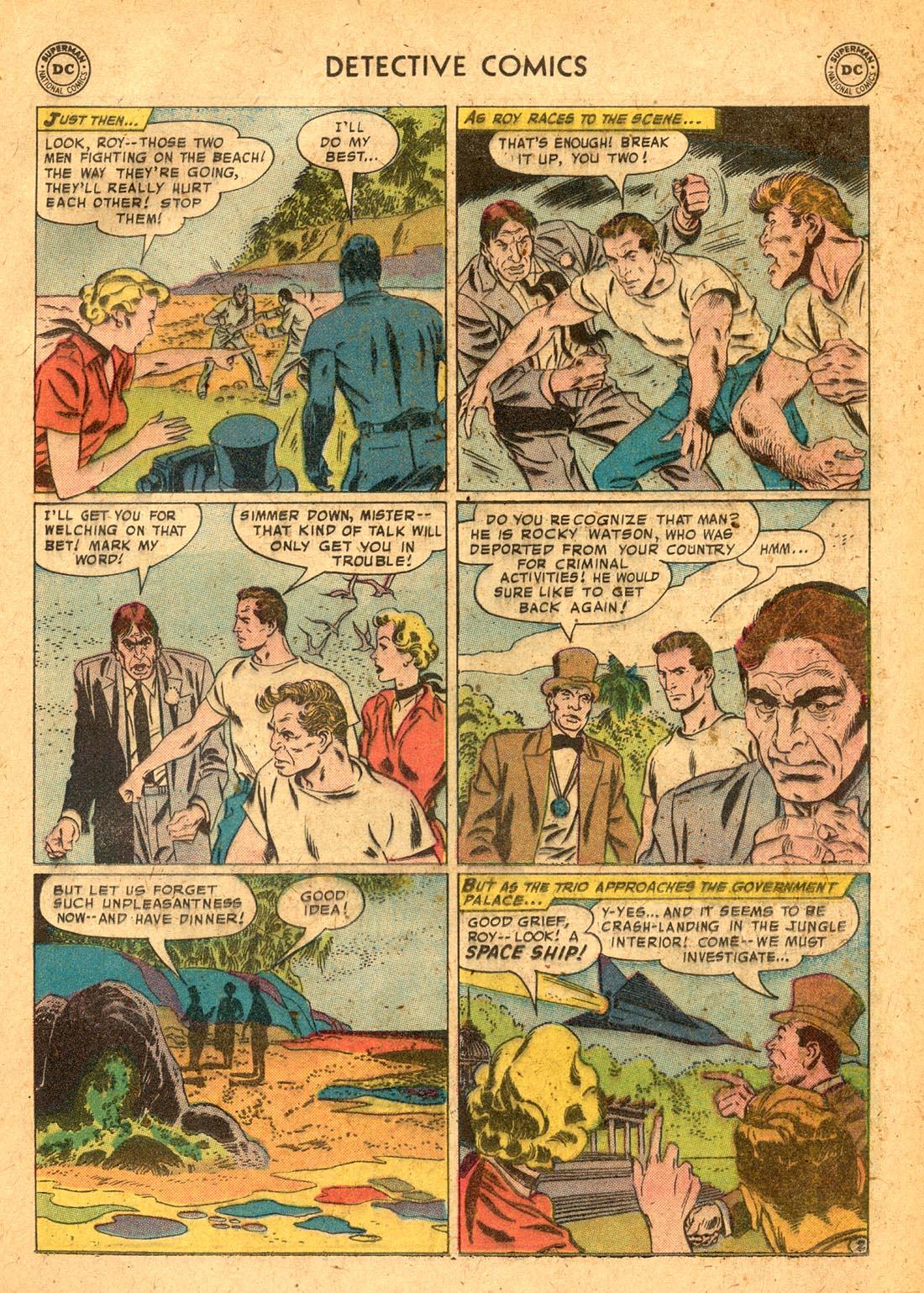 Read online Detective Comics (1937) comic -  Issue #255 - 19