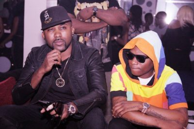Wizkid tweeted Why He Missed Banky W's Wedding Ceremony [SEE PICTURE]