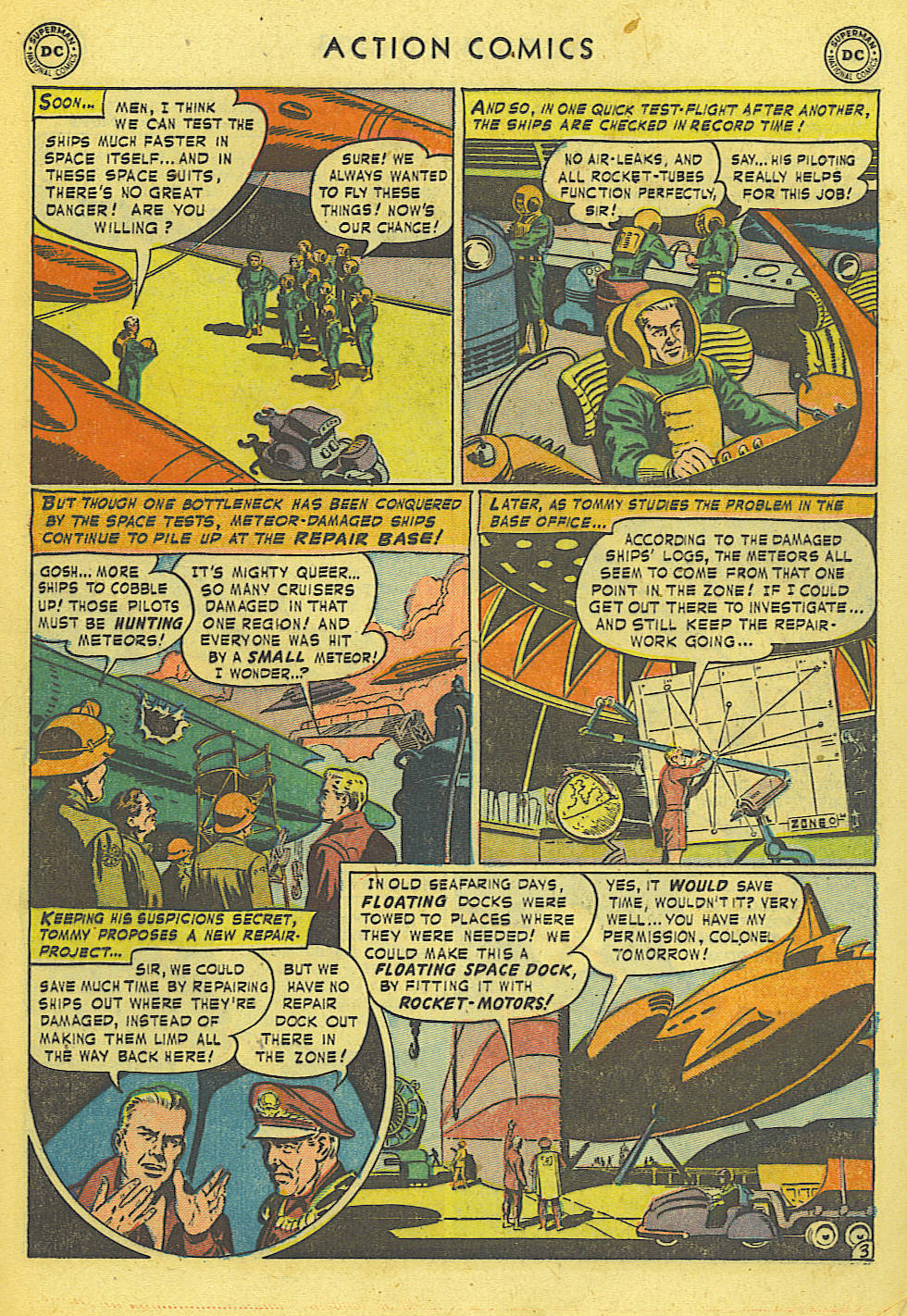 Read online Action Comics (1938) comic -  Issue #168 - 17
