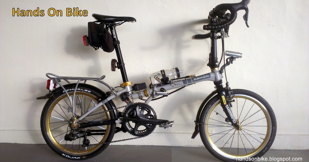 Hands On Bike How To Build An Affordable High