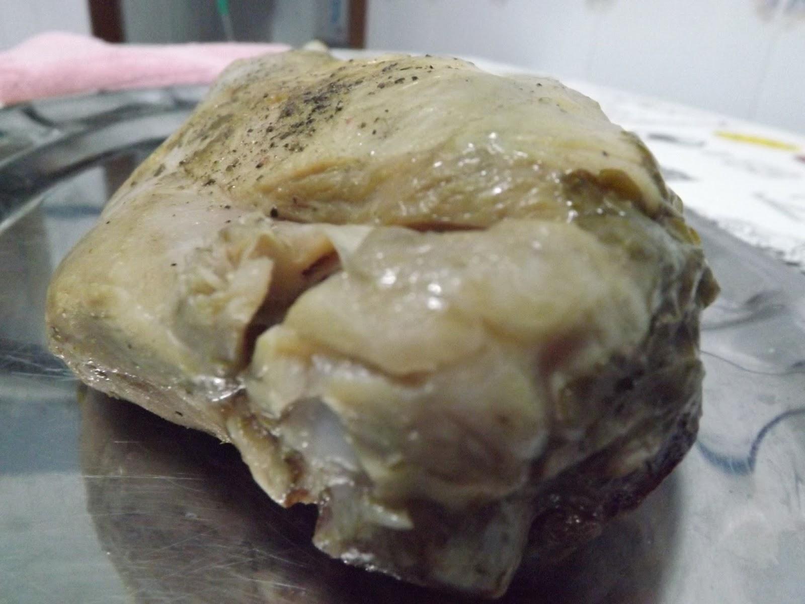 La cocina y los animales pierna de cordero lechal - Pierna de cordero lechal ...