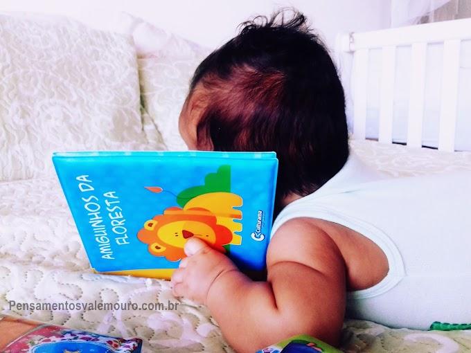 Ler para um Bebê. Por quê!?
