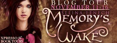 Review ~ Memory's Wake Blog Tour