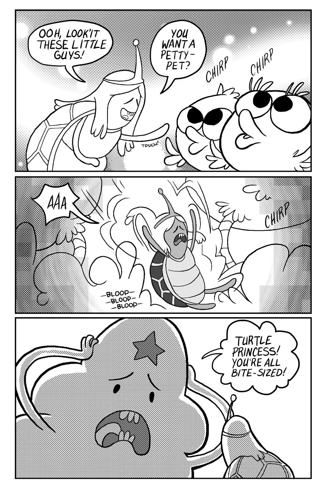 Read online Adventure Time: Pixel Princesses comic -  Issue # Full - 67