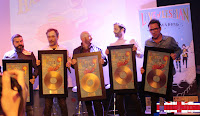 Love of lesbian, disco de oro por El poeta Halley