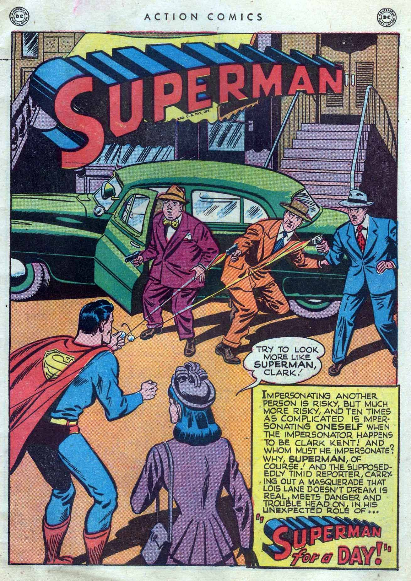 Read online Action Comics (1938) comic -  Issue #119 - 3