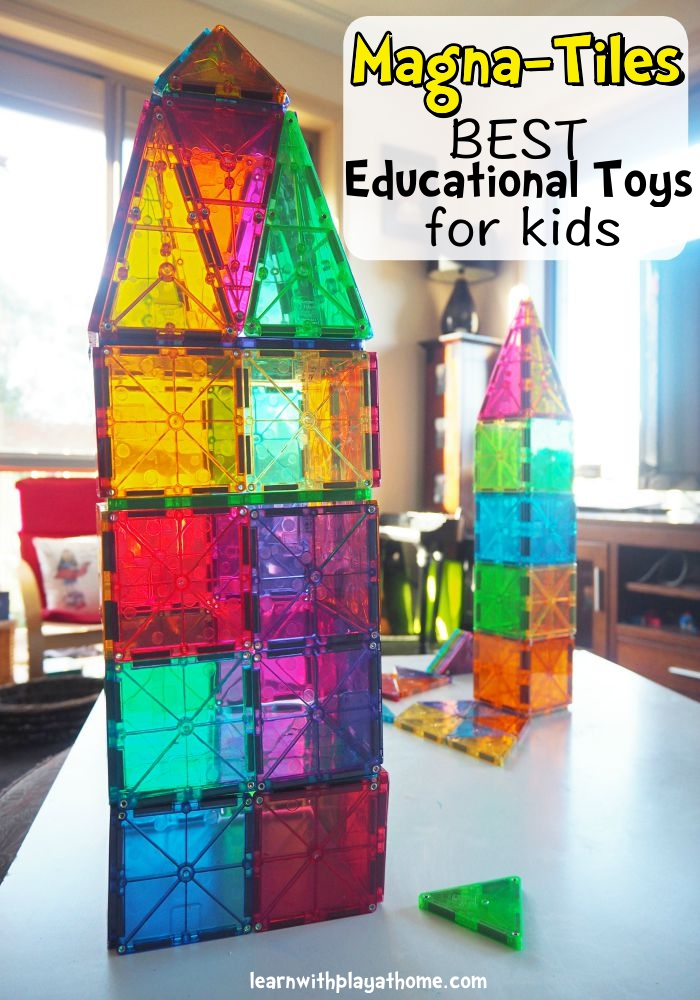 Learn With Play At Home Best Educational Toys For Kids