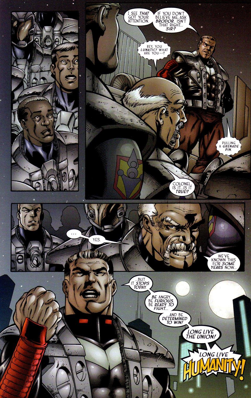 Read online Sigil (2000) comic -  Issue #15 - 23