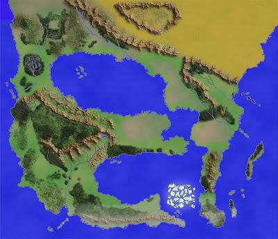 Mapas Rol Sardonya Mundo