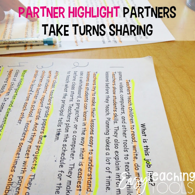 This blog post shows you different strategies you can use during close reading in the primary classroom.  These close reading strategies are engaging, research-based, and require no prep.