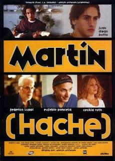 Martín (Hache) (1997) Drama con Federico Luppi