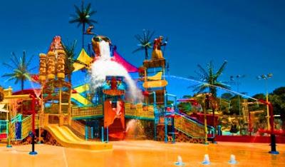 Adventure World Tempat menarik di Perth Australia