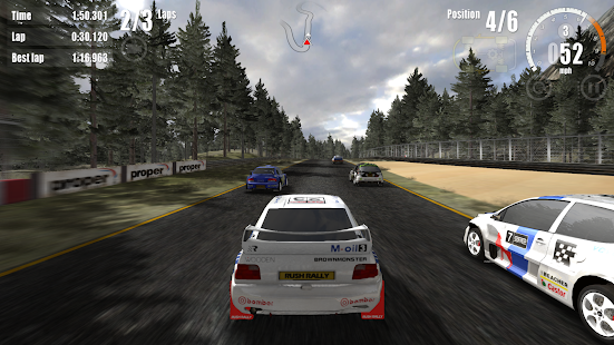 Rush Rally 3 with unlimited credits