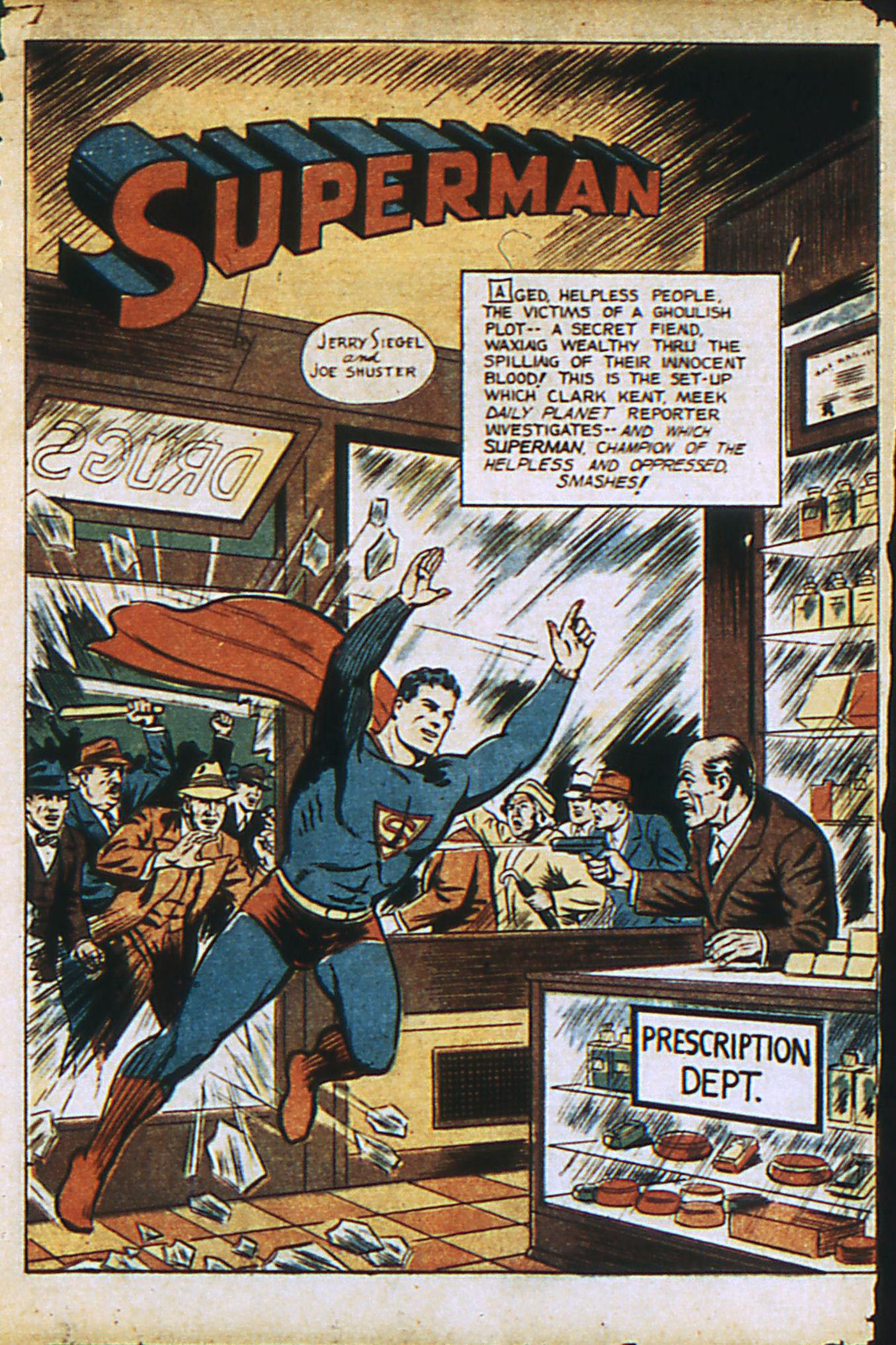 Action Comics (1938) 29 Page 3