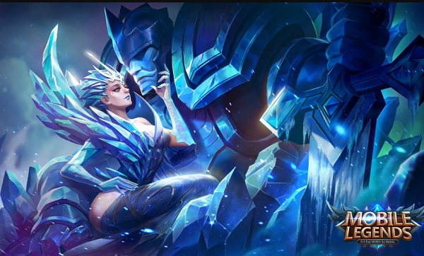 Aurora: Hero MAGE Mobile Legends Terbaru Mei 2017