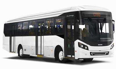 Caio Millennium BRT (Motor Dianteiro)