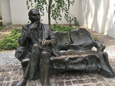 Estatua Jan Karski