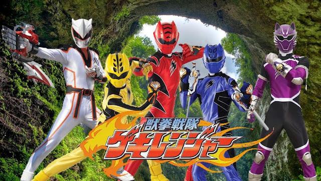 Juken Sentai Gekiranger Sub Indo