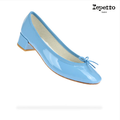 Repetto Heeled Flat Shoes